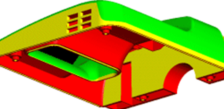 Axsys CAD/CAM Solutions - Moldplus Products